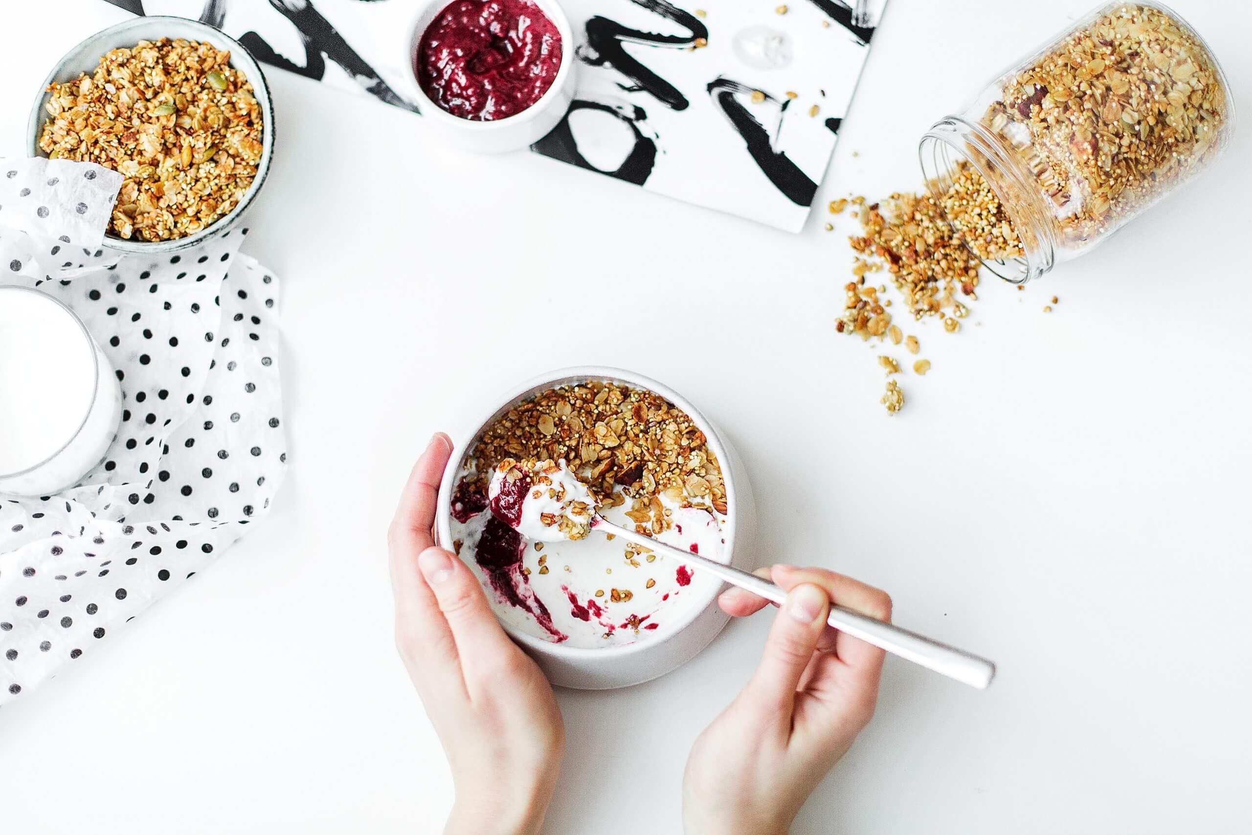 Wat is het verschil tussen links- en rechtsdraaiende yoghurt?