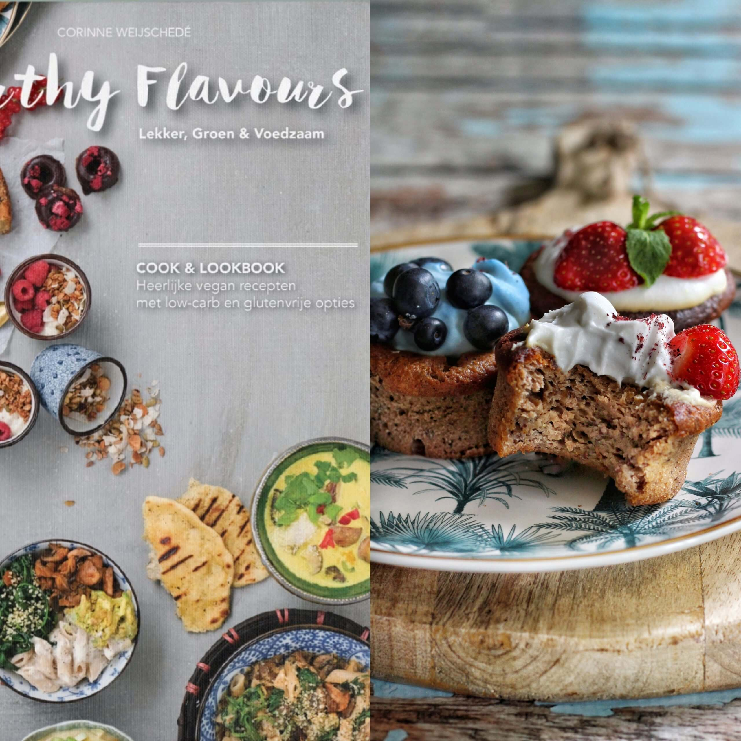 Kookboek review: Earthy Flavours