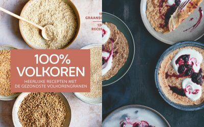 Kookboek review: 100% volkoren
