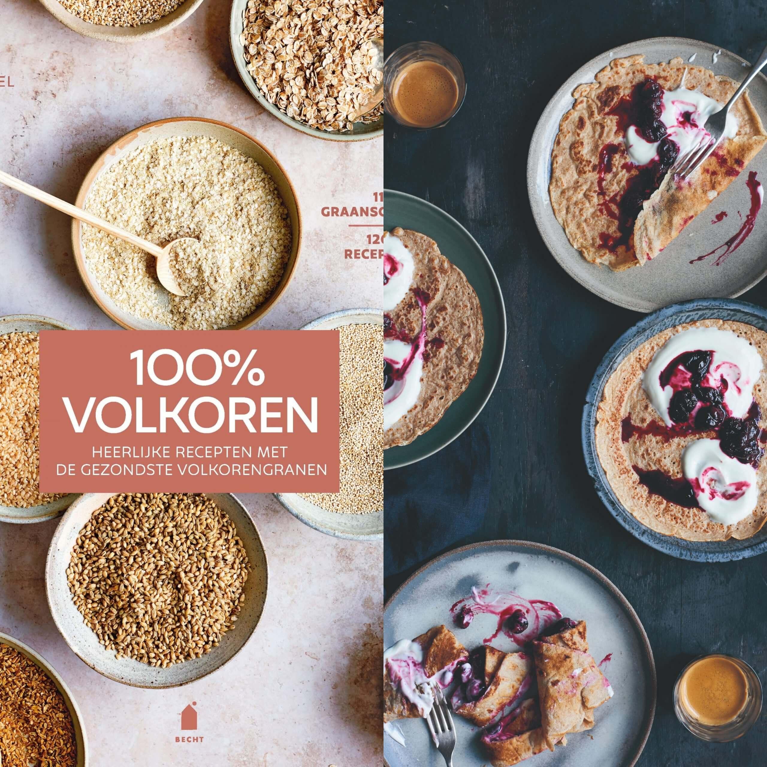 Kookboek review: 100% volkoren