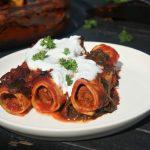 Vega budget: cannelloni met 'gehakt'