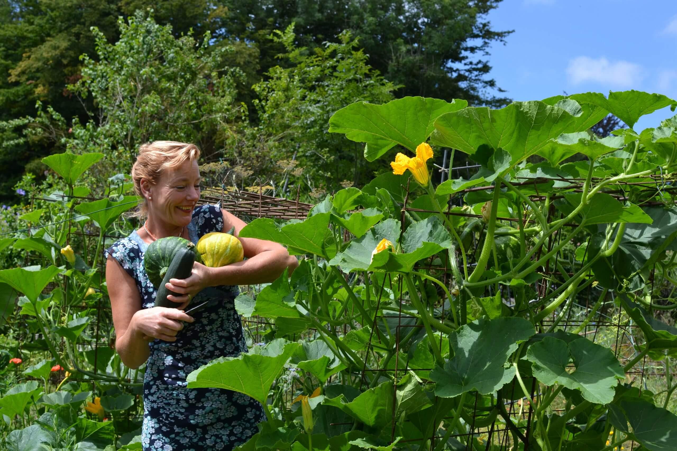 Interview met groentekokkin Mari Maris