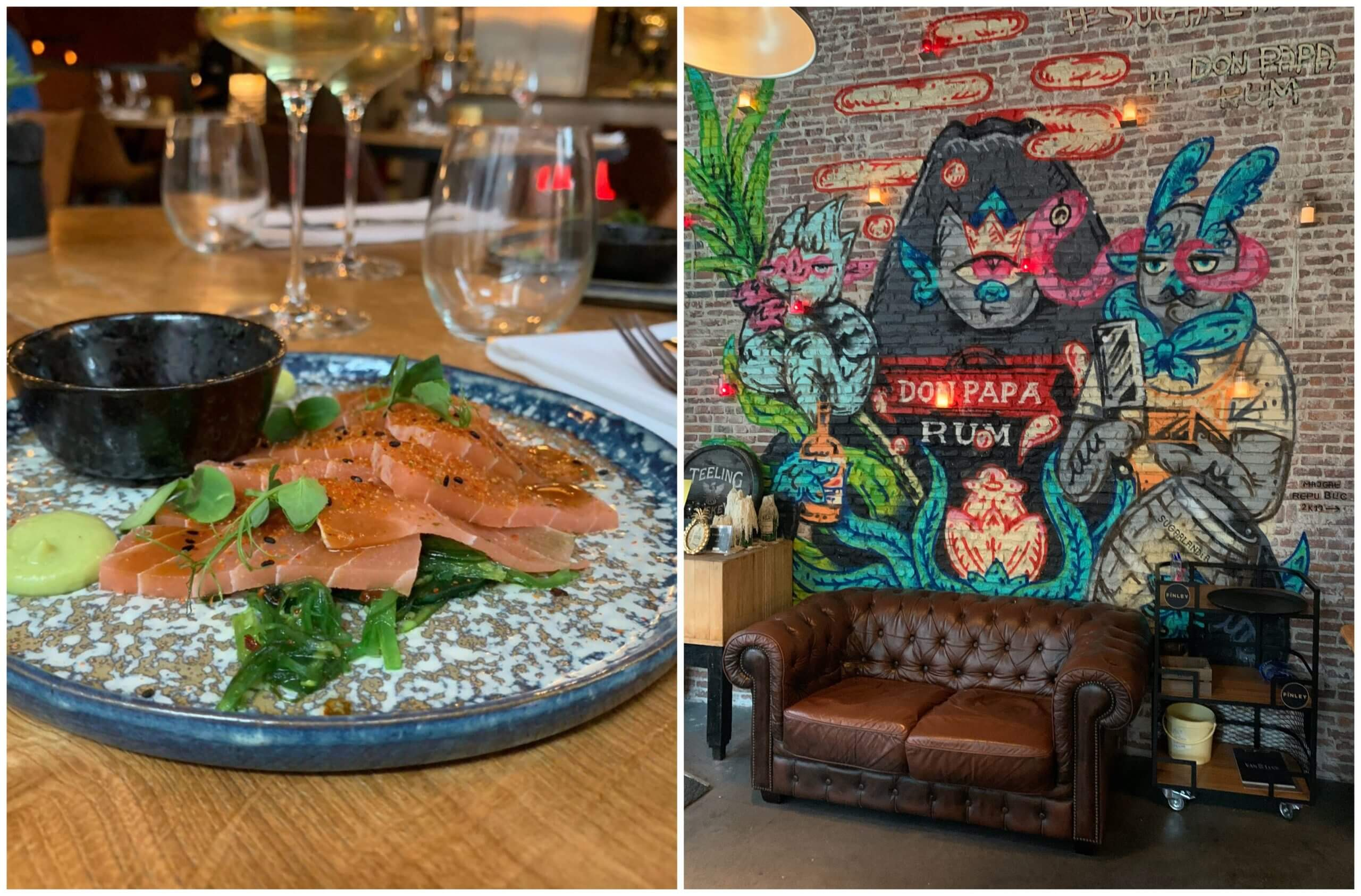 Hotspot: restaurant Van de Leur