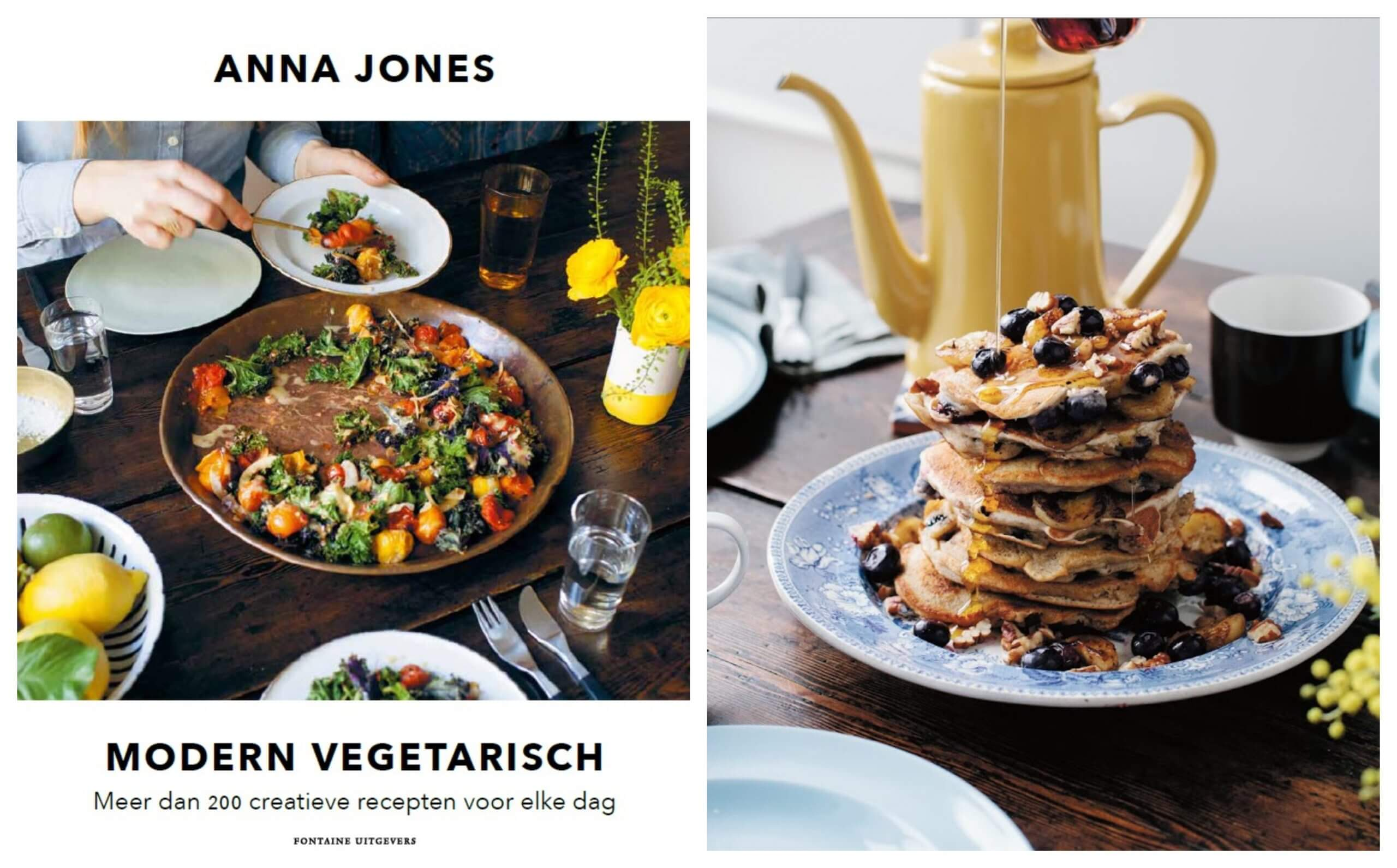 Review: Modern vegetarisch van Anna Jones