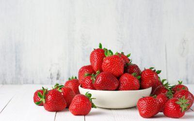 De gezondheidsvoordelen van aardbeien