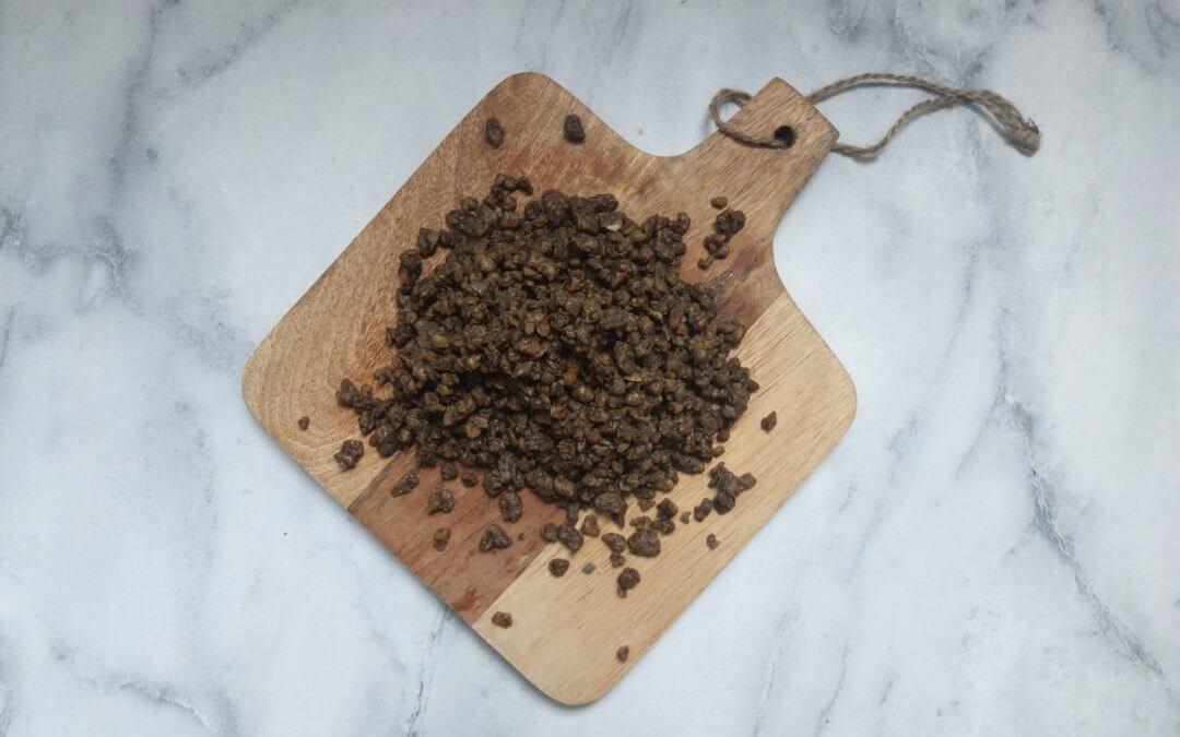 Vleesvervanger getest: Jumbo Lekker Veggie 100% plantaardig kruimgehakt