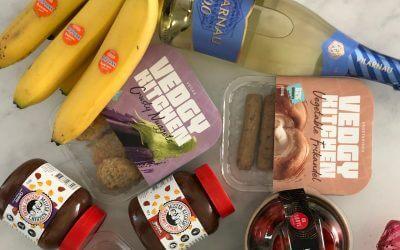 Nieuwe vegetarische producten om te proberen #71