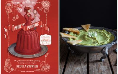 Kookboek review: Pride and Pudding van Regula Ysewijn