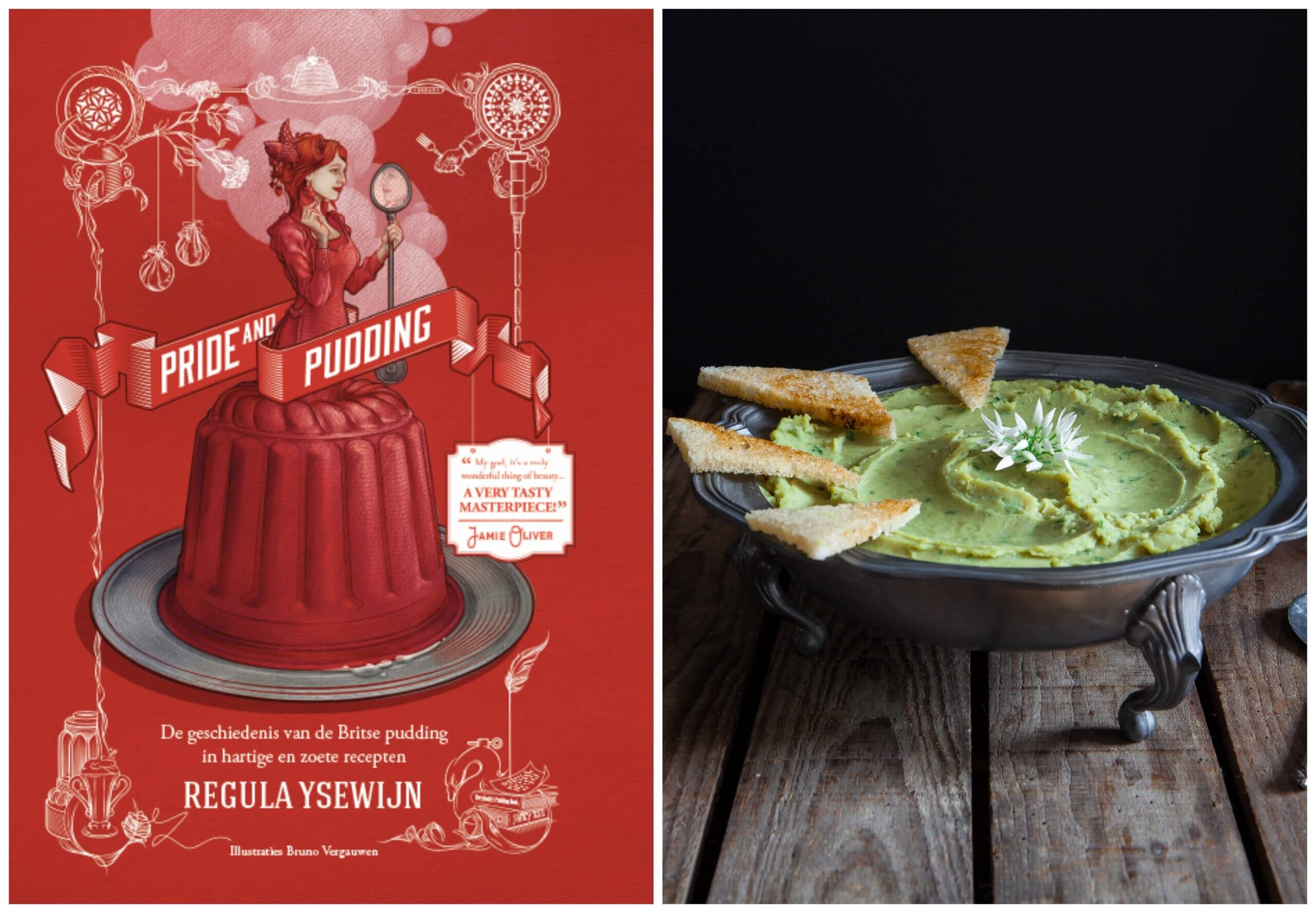 Kookboek review: Pride and Pudding van Regula Ysewijn