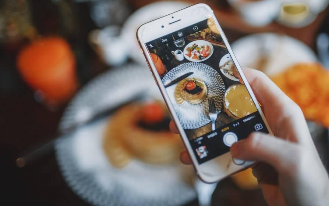 Hoe social media onze voedingskeuzes beïnvloedt