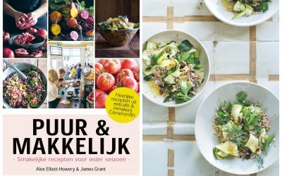 Kookboek review: Puur en makkelijk door Alex Elliott-Howery & James Grant
