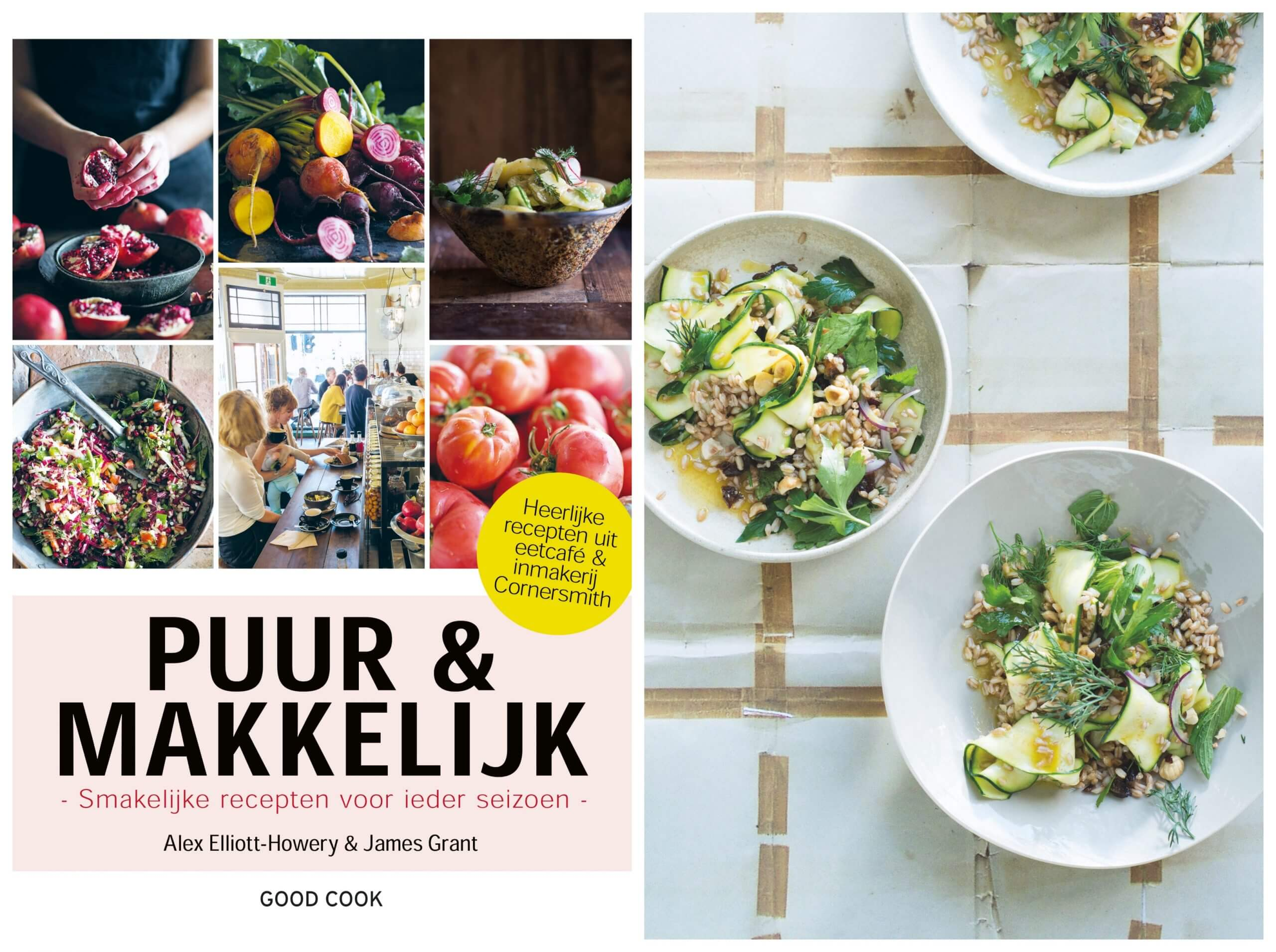 Review: Puur en makkelijk door Alex Elliott-Howery & James Grant
