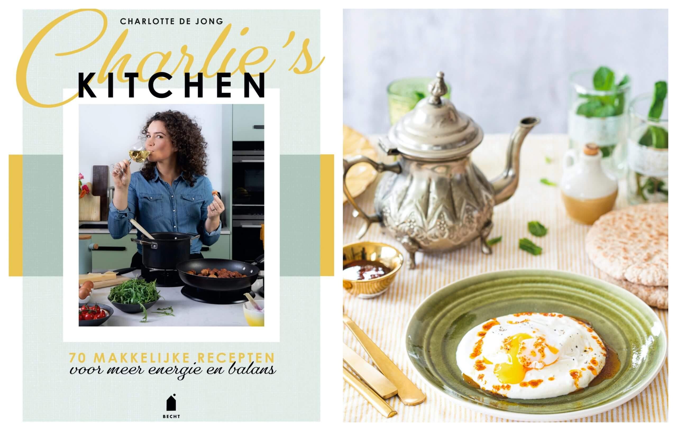 Kookboek review: Charlie's Kitchen van Charlotte de Jong