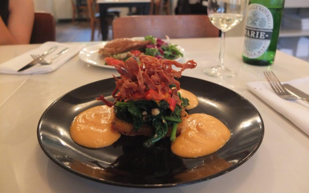 Hemelse Modder: bijzondere groenten- en smaakcombinaties aan een Amsterdamse gracht