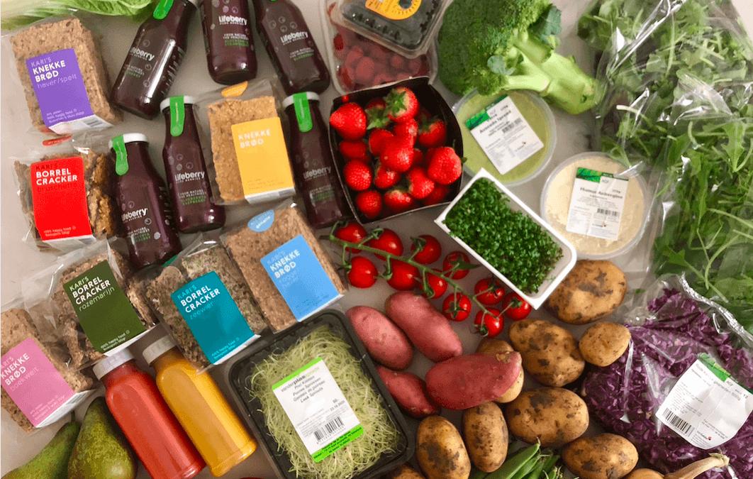 Nieuwe vegetarische producten om te proberen #75