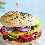 Aloha: Hawaïaanse veggieburger