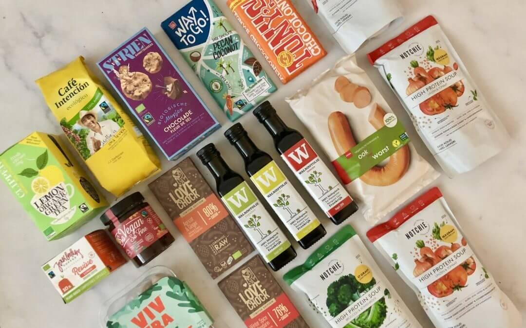 Nieuwe vegetarische producten #76
