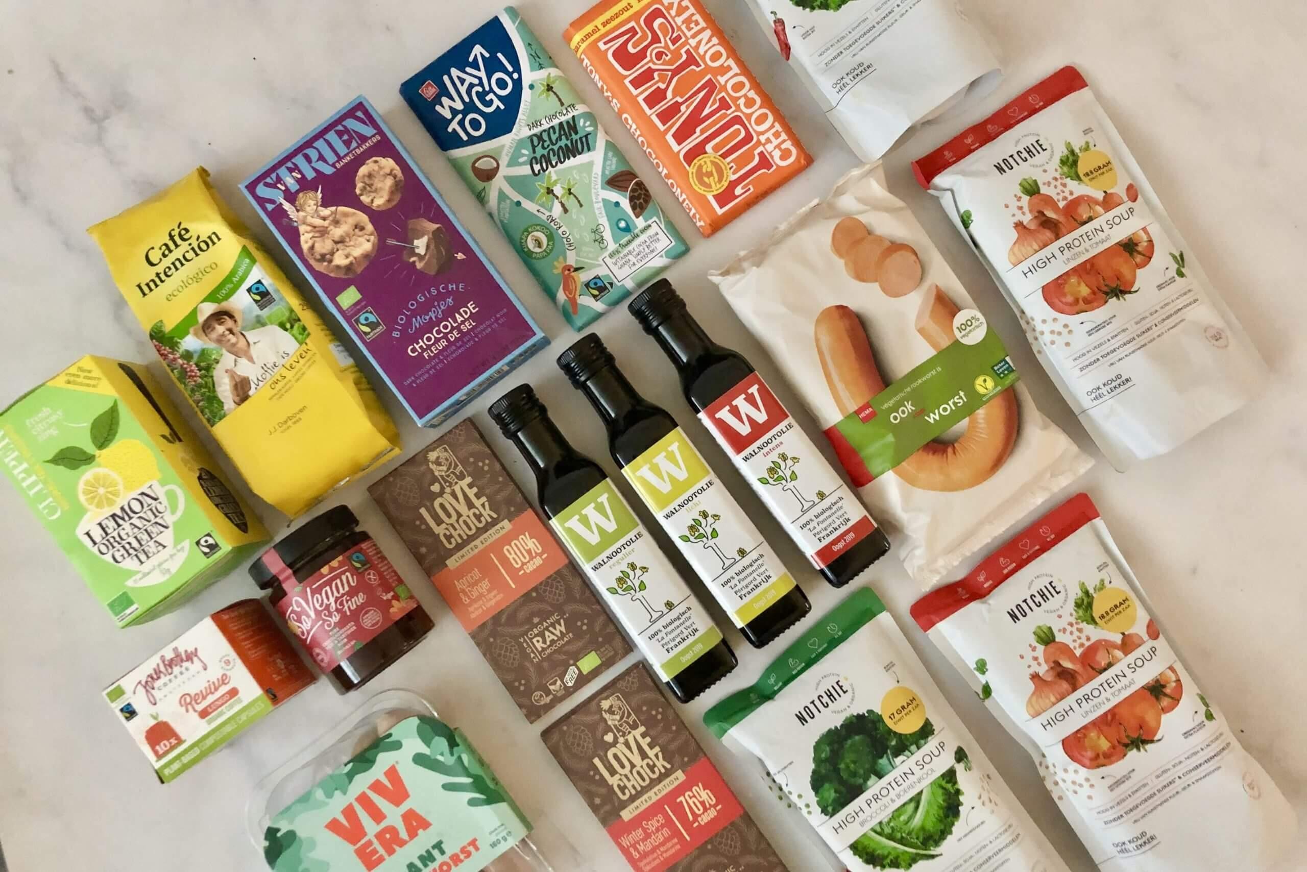 Nieuwe vegetarische producten om te proberen #76