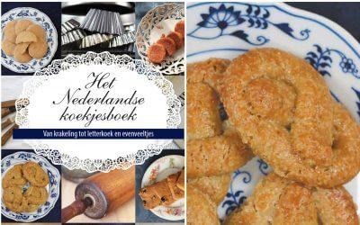 Kookboek review: Het Nederlandse koekjesboek