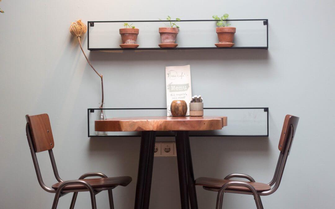 Café Nissa: onvergetelijk genieten van plantaardig comfort food
