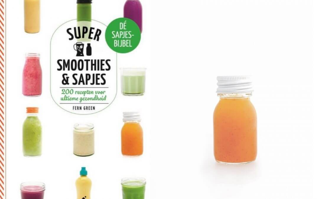 Kookboek review: Supersmoothies en sapjes