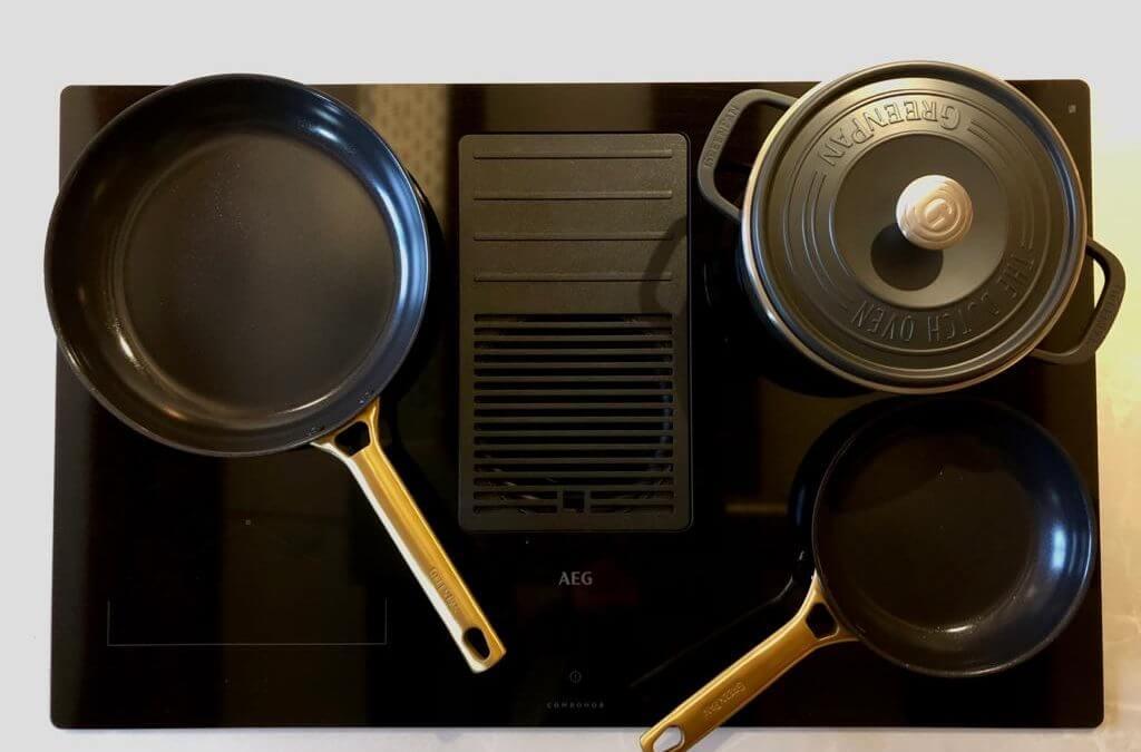 Waarom moet je kiezen voor een PFAS-vrije pan?