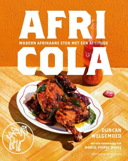 Africola cover