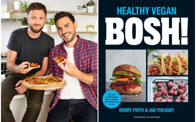 Kookboek review: BOSH! Healthy Vegan