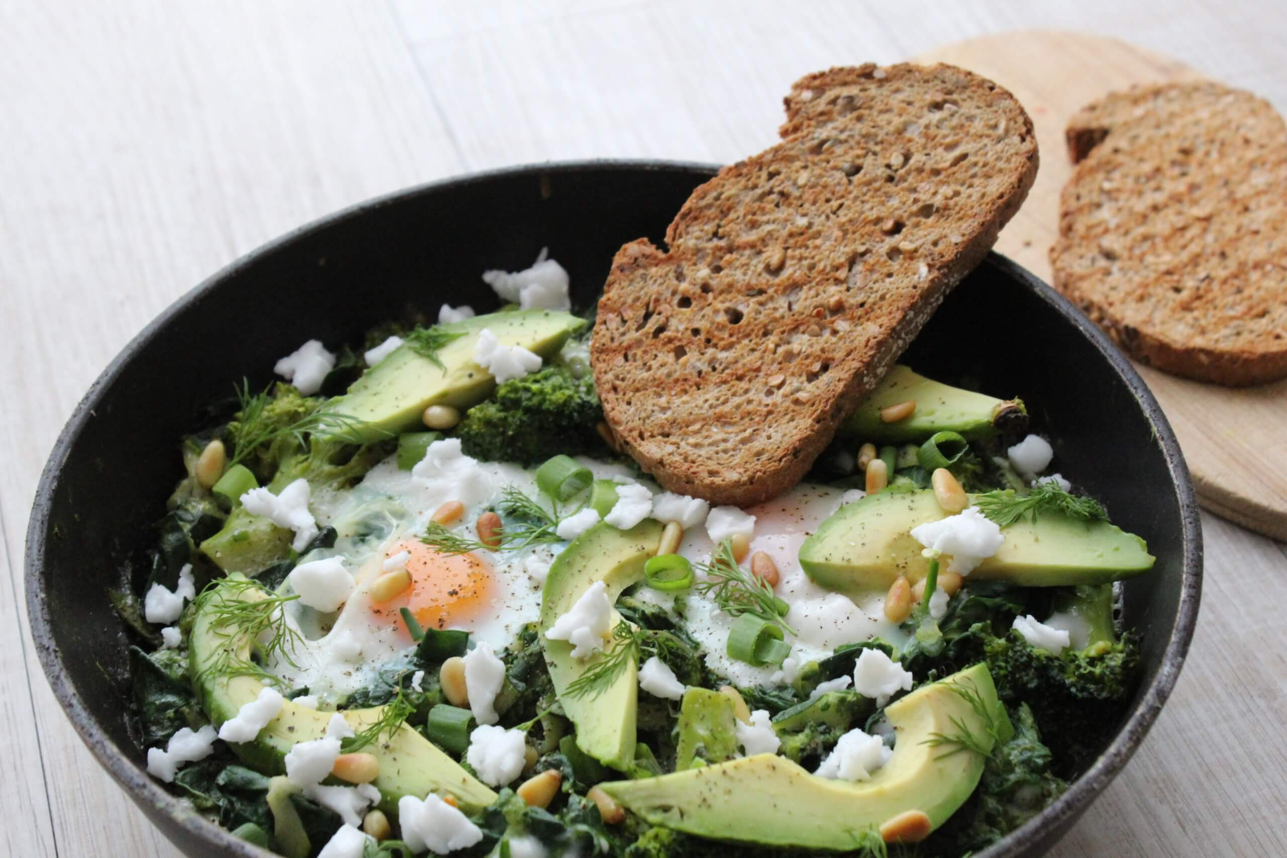 Top 10: recepten met ei