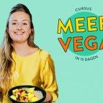 NIEUW: Cursus vleesminderen in 15 dagen met De Hippe Vegetariër