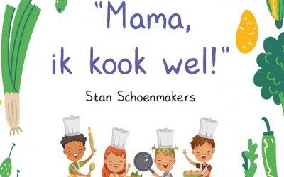 """Kookboek review: """"Mama, ik kook wel!"""""""