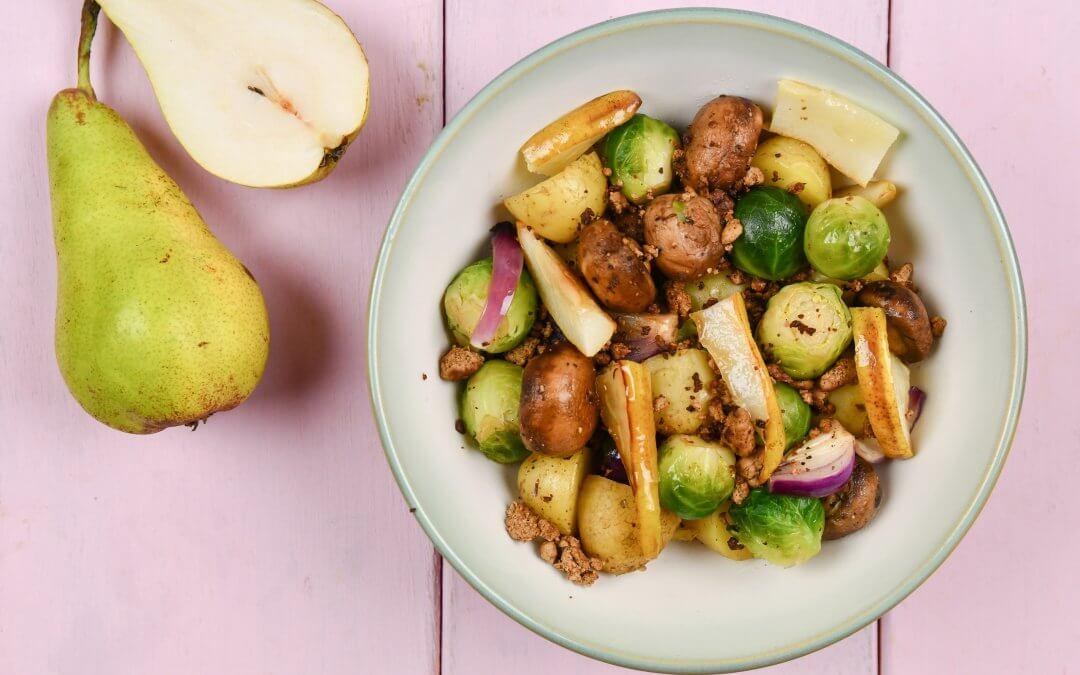 Top 5: vegetarische ovenschotels