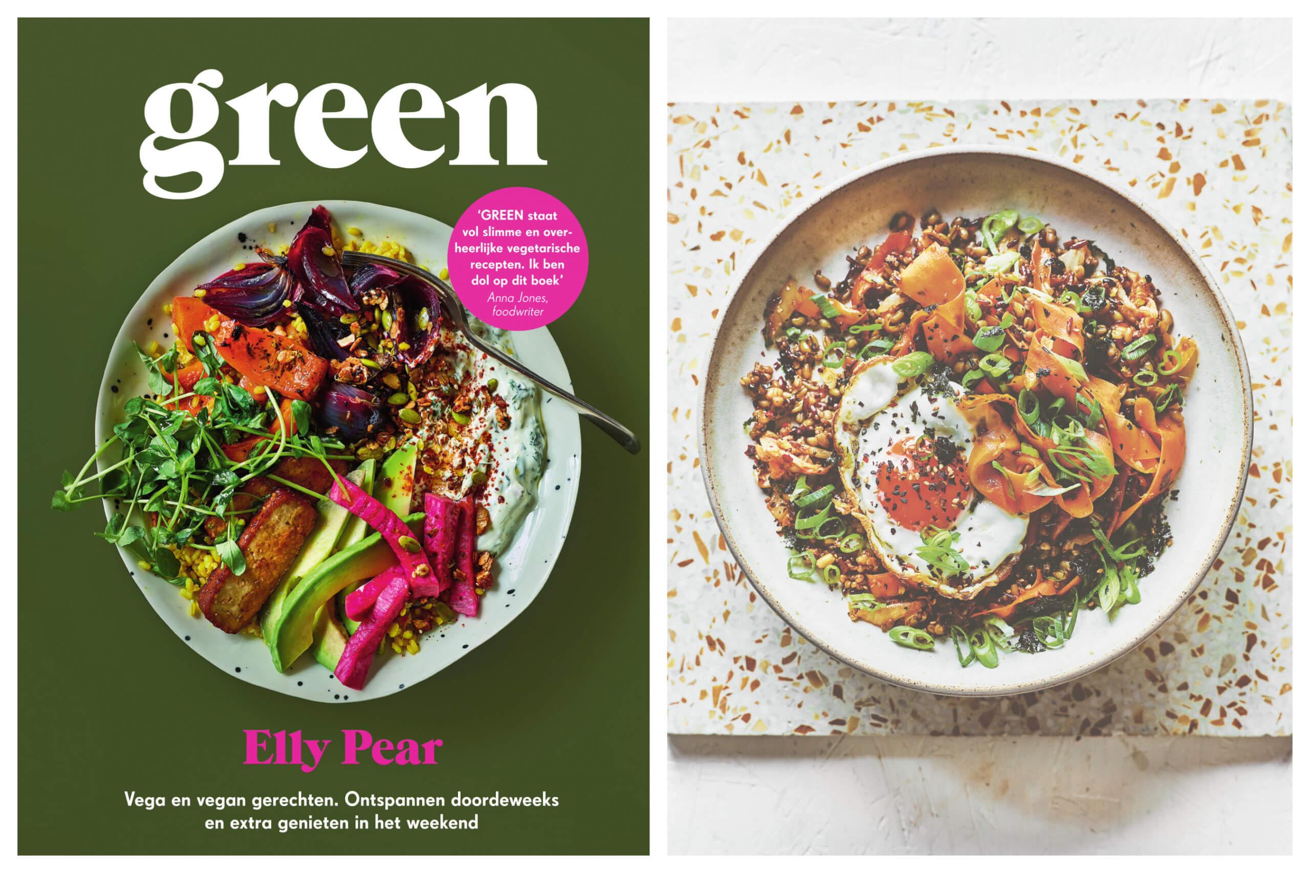 Kookboek review: GREEN van Elly Pear