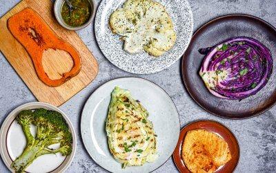 Waar kan je allemaal groentesteaks van maken?