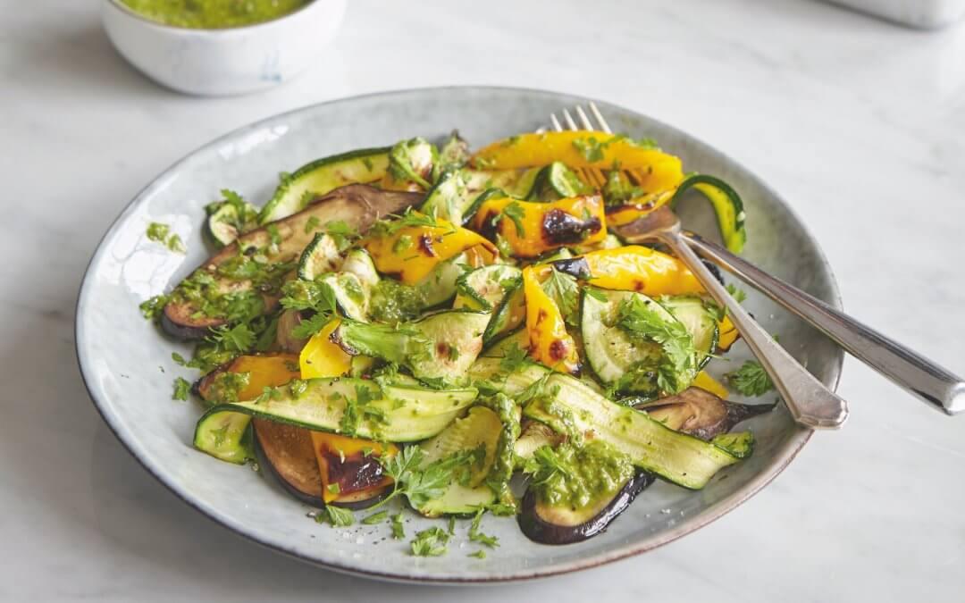 Top 5: Vegetarische pastasalades