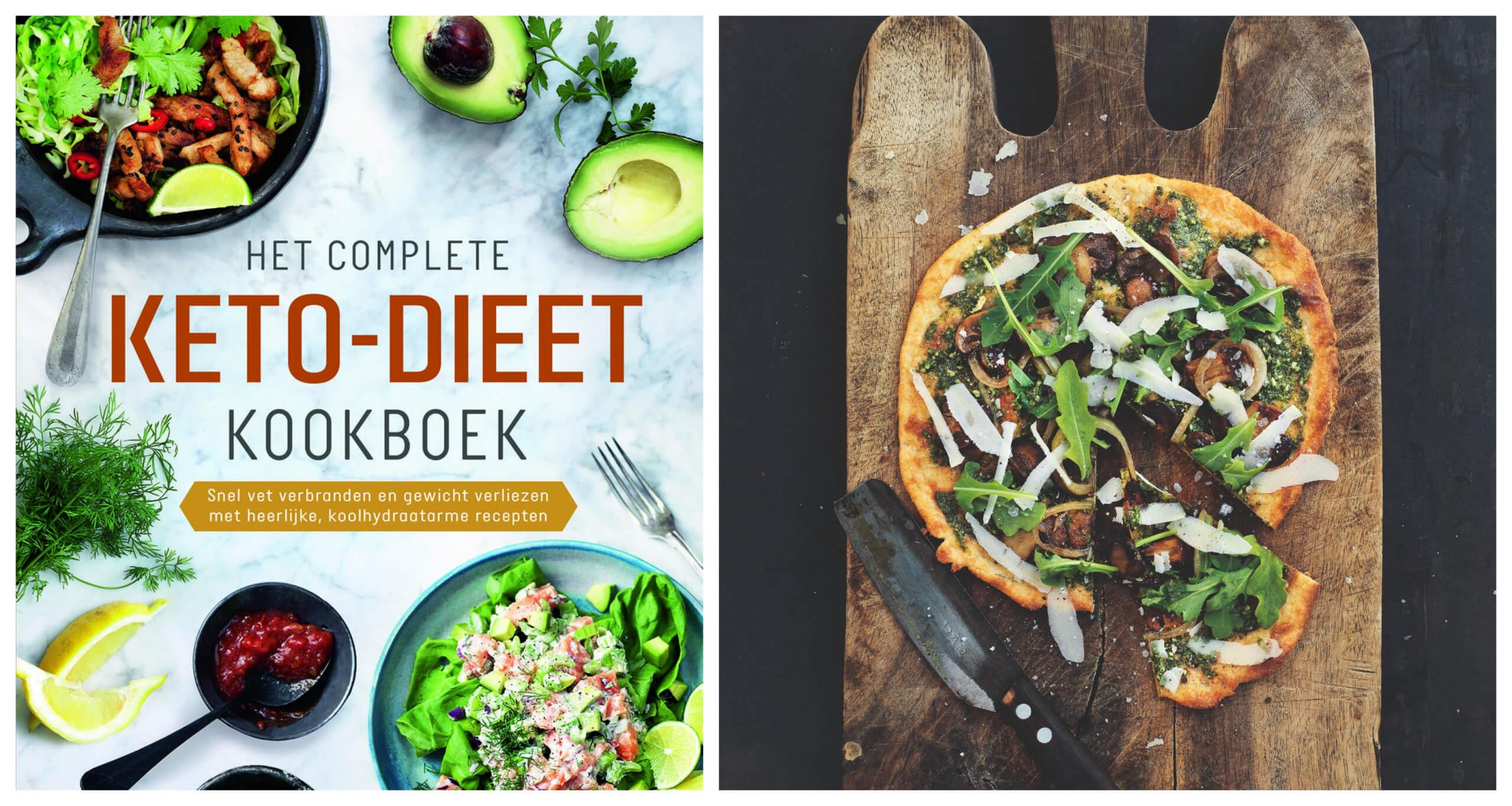 REVIEW: Het complete keto-dieet kookboek