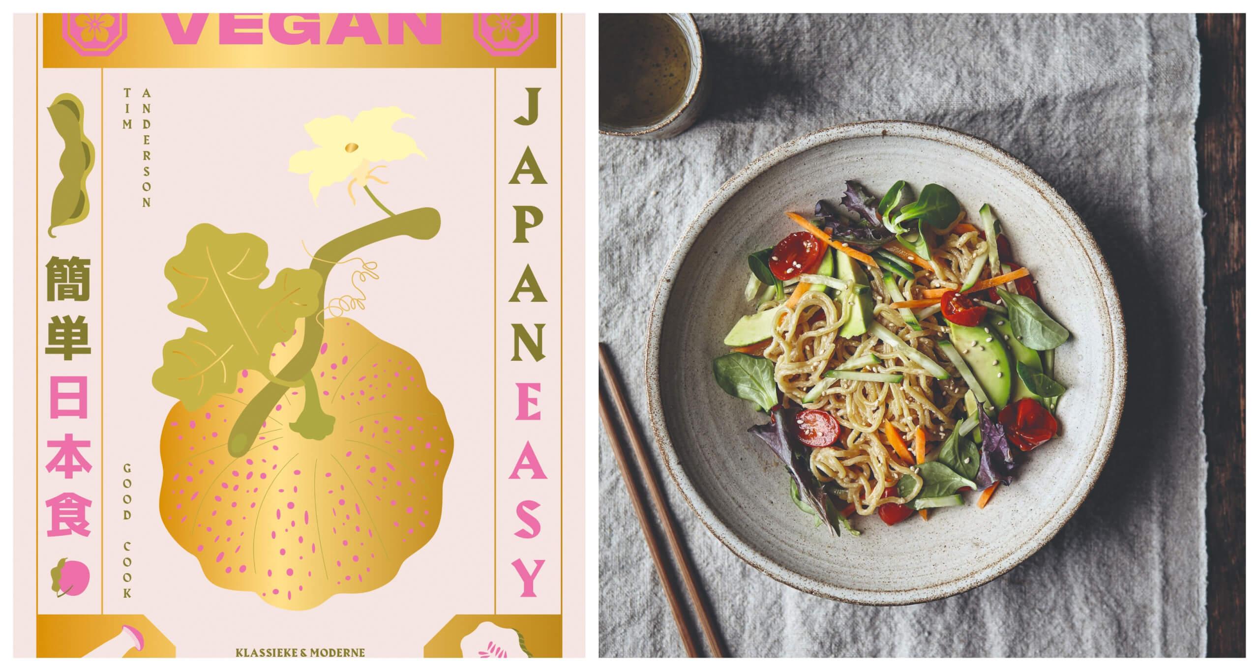REVIEW: Vegan JapanEasy