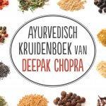 REVIEW: Ayurvedisch kruidenboek