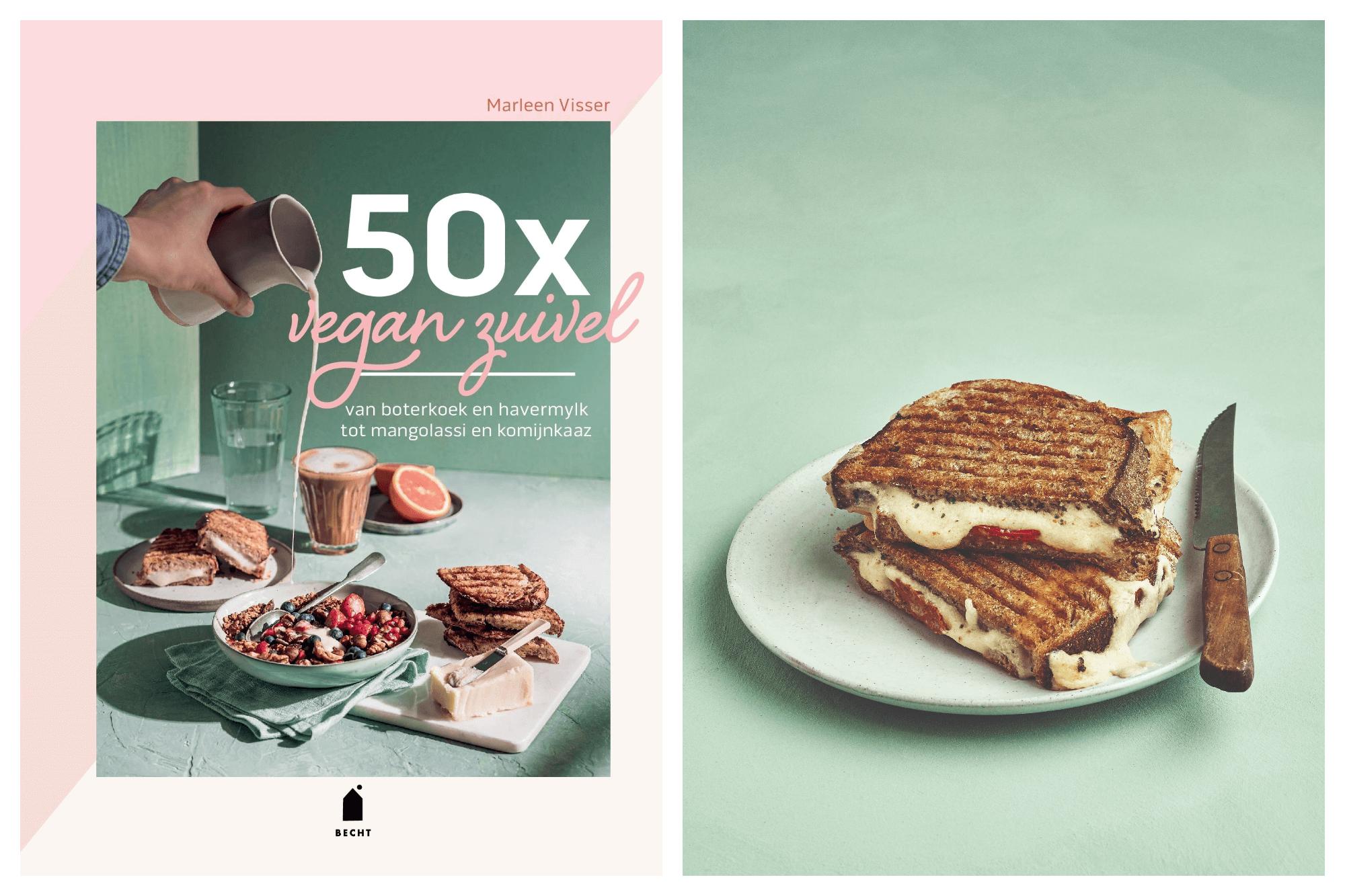 'Nozarella' voor tosti's en pizza's | Kookboek recept