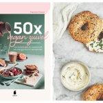 50 x Vegan Zuivel: bieslook-roomkaaz