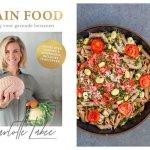 Brain Food: Speltpasta met tuinbonen
