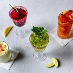 4 alcoholvrije cocktails om het weekend mee in te luiden