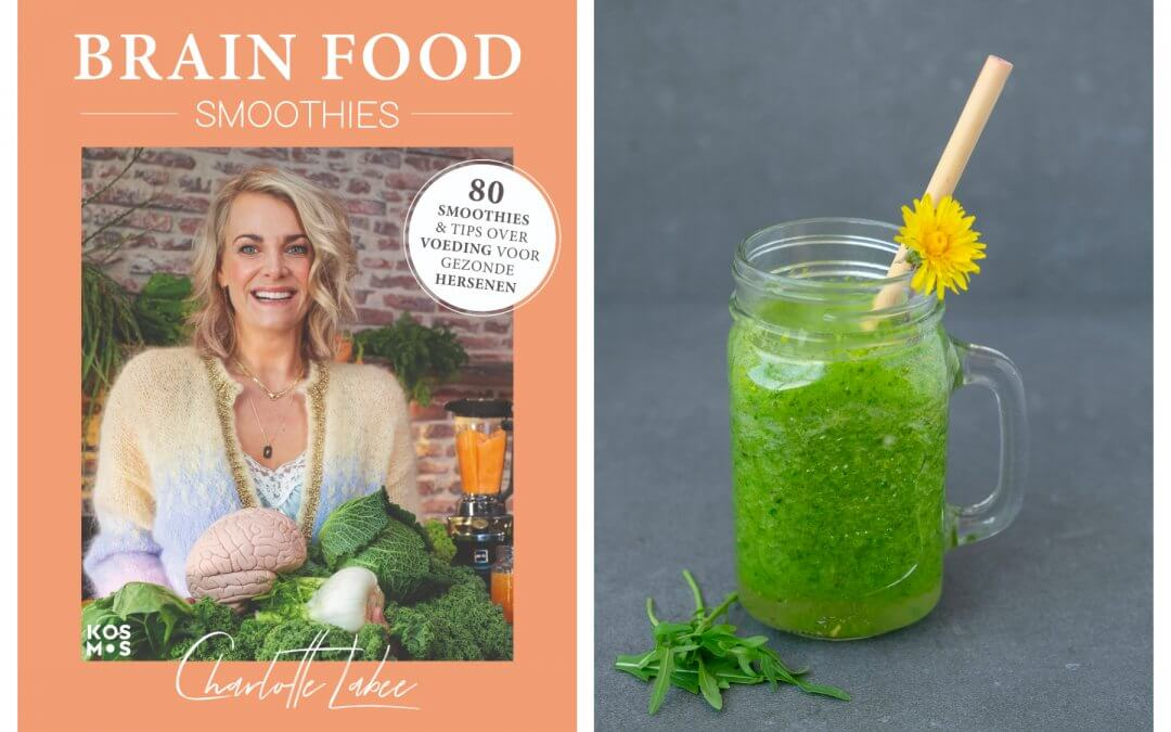 Brain Food Smoothies: Dandelion Smoothie