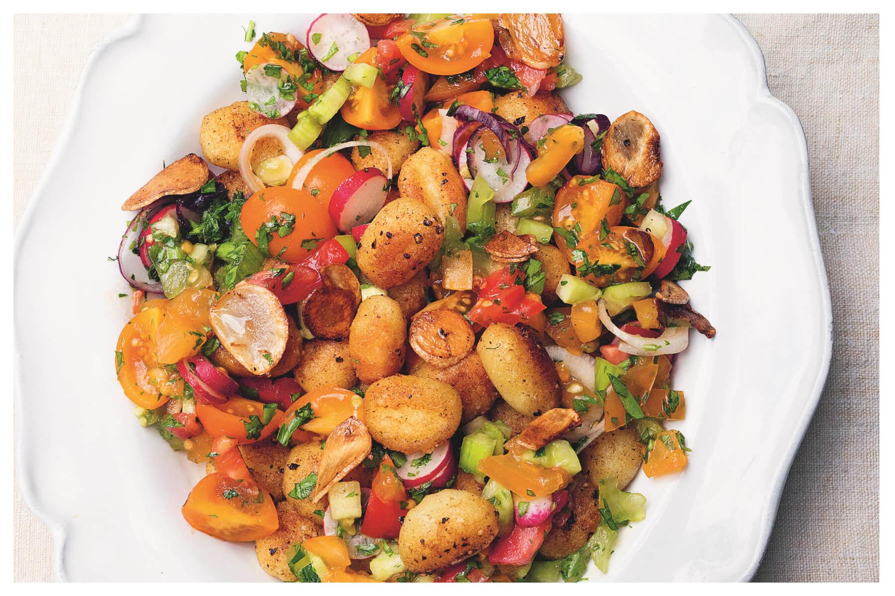Top 5: Zomerse gerechten voor buiten
