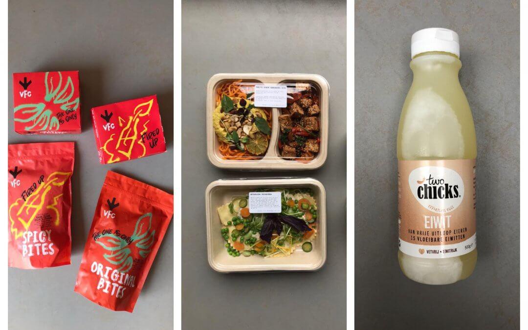 Nieuwe vegetarische producten #90