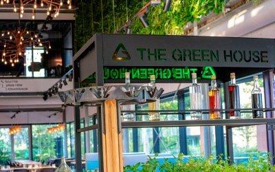 The Green House: genieten van (h)eerlijk en duurzaam eten