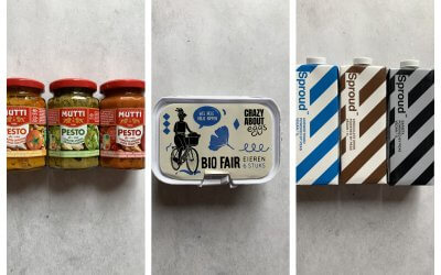 Nieuwe vegetarische producten #93
