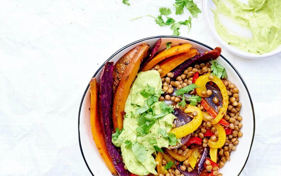Top 5: Vegan lunchrecepten