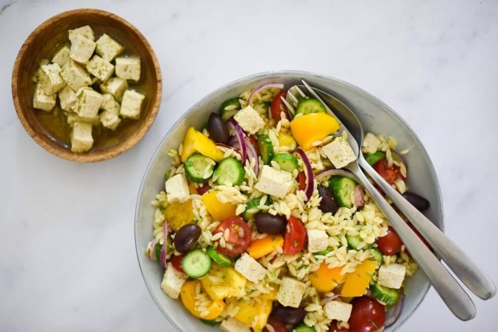 Top 5: Vegan saladerecepten