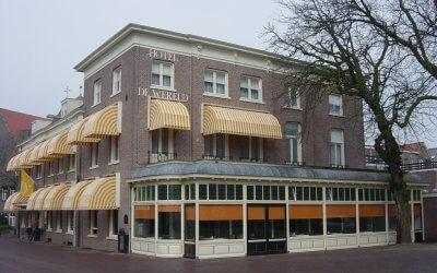 LEV. in Hotel de Wereld: historisch én eigentijds genieten in Wageningen